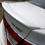 Задний лип-спойлер на багажник - Hyundai 5G Grandeur HG (ONZIGOO)