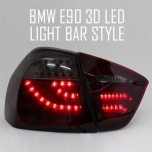 [AUTO LAMP] BMW E90 - 3D LED Light Bar Taillights Set