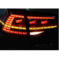 [AUTO LAMP] Volkswagen Golf 7  - GT Ver. LED Taillights Set