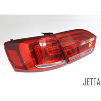 [AUTO LAMP] Volkswagen Jetta  - Hybrid Type 3D LED Taillights Set