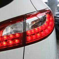 [AUTO LAMP] Hyundai Santa Fe CM/The Style - Audi Q7-Style LED Taillights Set