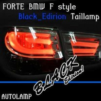 [AUTO LAMP] KIA Forte - BMW F-Style LED Taillights Set (BLACK EDITION)