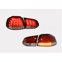 [AUTO LAMP] Volkswagen Golf 6  - BMW F-Style LED Taillights Set