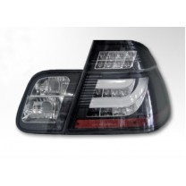 [AUTO LAMP] BMW 3 Series (E46)  - LED Taillights Set Clear Type