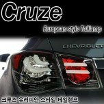 [AUTO LAMP] Chevrolet Cruze  - EUROPEAN STYLE LED Taillights Set