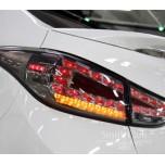 [SMITH CLUB] Hyundai Avante MD - Black Bezel LED Tail Lamp Set