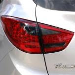 [AUTO LAMP] Hyundai Tucson iX - Porsche Cayenne Style LED Taillights Set (RED&SMOKE)