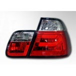 [AUTO LAMP] BMW 3 Series (E46)  - LED Taillights Set Red Type