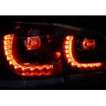 [AUTO LAMP] Volkswagen Golf 6  - Red Type R20 Style LED Taillights Set