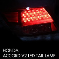 [AUTO LAMP] Honda Accord  - LED Taillights Set Ver.2