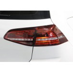 [AUTO LAMP] Volkswagen Golf 7  - Red Smoked GT Ver. LED Taillights Set