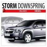 [STORM] Chevrolet Orlando Diesel - Lowering Spring Set