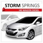 [STORM] Hyundai i40 Diesel - Lowering Spring Set (4PC)