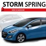 [STORM] Hyundai New i30 Gasoline - Lowering Spring Set