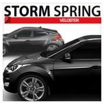 [STORM] Hyundai Veloster - Lowering Spring Set (4PC)