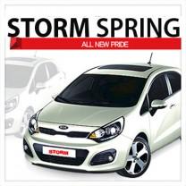 [STORM] KIA All New Pride - Lowering Spring Set
