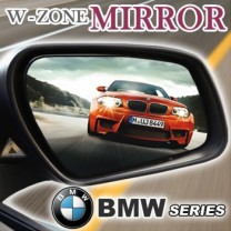 [CAMILY] BMW X1 - W-ZONE Heated Wide Side and Rear View Mirror Set
