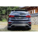 [ZEST] Hyundai Santa Fe The Prime - Rear Diffuser