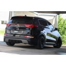 [ZEST] KIA All New Sportage QL - Rear Lip Aero Parts
