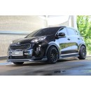 [ZEST] KIA All New Sportage QL - Front Lip Aero Parts