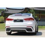 [ZEST] Hyundai Avante Sport - Rear Diffuser