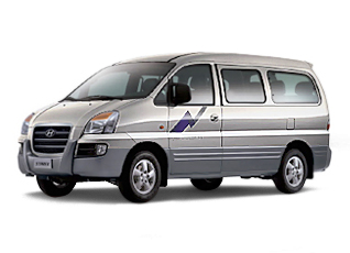 Hyundai Starex H100-300 1998-2008 гг. - аксессуары для тюнинга с доставкой по России.