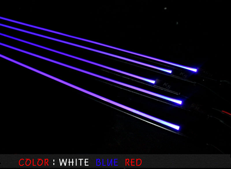 Led Color See Dropdown Menu